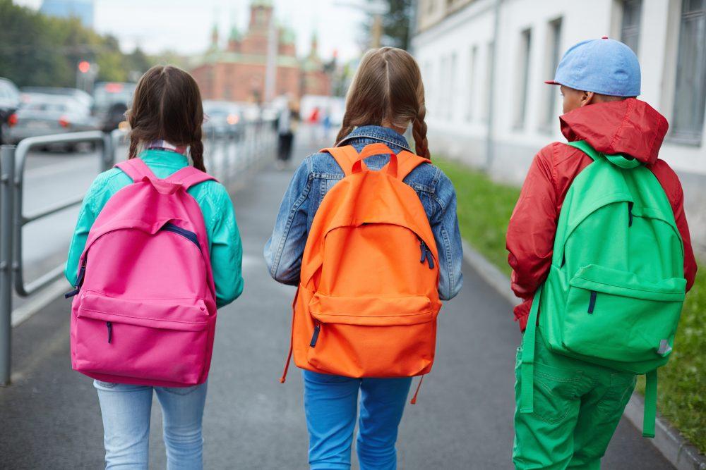 plecak do szkoly